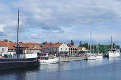 Askersund | Hamnstaden Askersund är en småstad och en idyll med mer än 350 ...