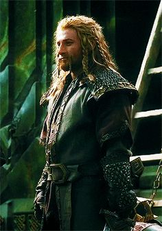 """Fili nodding almost imperceptibly when Thorin asks """"Will you follow me? One last time?"""" It's almost as if their places were switched, that Thorin is coming to ask forgiveness from his liege, and Fili graciously forgives. Fili could have said """"no"""" after all Thorin put him through. But he didn't. Don't you doubt that a whirlwind of emotions was raging inside him, including doubt. But he cast aside those worries and accepted Thorin. He forgave him. <-- no stop I love Fili enough already"""