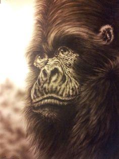 Gorila terminado!!!