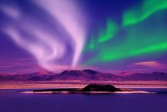 Northern Lights Aurora Borealis In The Night Sky Over Beautiful Lake Landscape Royalty Free Stock Photo - Image: 38466385 Northern Lights Cruise, Northern Lights Trips, Alaska Northern Lights, See The Northern Lights, Aurora Borealis, Lit Wallpaper, Tromso, Evening Sky, Lofoten