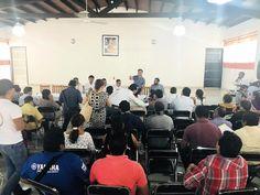 Llega al Istmo la Comisión de Diputados para la reconstrucción de Oaxaca.
