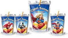 Capri Sonne Superdrink ist für Superhelden