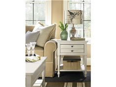 Universal Furniture | Summer Hill | End Table | 987805