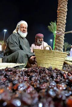 Beautiful Dates from Oman