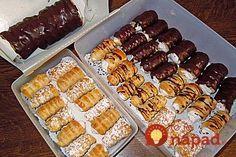 Bombastické trubičky lenivej gazdinky: Tento dezert zvládne pripraviť každý a sú fantastické! Pastry Basket, Bakery Business, Dream Cake, Eclairs, Carrot Cake, Cookies, Superfood, Donuts, Sausage