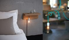 21x Bureaulamp Inspiratie : Bureaulamp inspiratie lamp makeover diy wall and interiors
