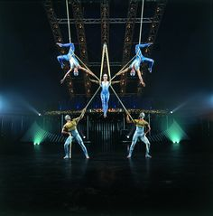 Cirque du Soleil is known for his impossible acrobatics and perfectly executed. Description from apartmentsbarcelona.com. I searched for this on bing.com/images
