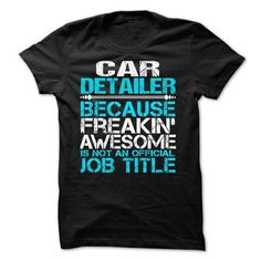 Car Detailer - #gifts #thoughtful gift. BUY NOW  => https://www.sunfrog.com/LifeStyle/Car-Detailer-59464518-Guys.html?id=60505