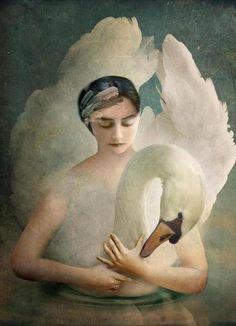 Odette - Catrin Welz-Stein - Canvas print