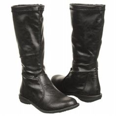KENNETH COLE REACTION Hip Pop Pre/Grd Boots (Black) - Kids' Boots - 12.5 M
