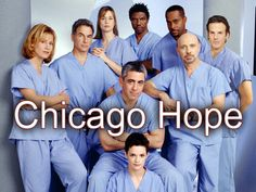 Chicago Hope 1994-2000- very good show Gibbs and the director from NCIS were actually on this:)