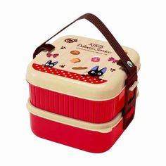 Kiki's Delivery Service Two Tier Bento Lunch Box