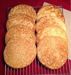 Monas Kaker: Glutenfrie tjukklæmsa! Food And Drink, Gluten Free, Bread, Cheese, Baking, Desserts, Baking Soda, Glutenfree, Postres