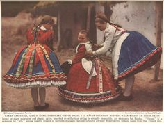 Nat Geo Jan 1938  Matra Hungary European Costumes, Princess And The Pea, Hungarian Embroidery, Austro Hungarian, Textiles, Folk Dance, Character Costumes, Folk Costume, My Heritage