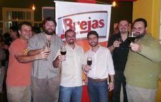 Uma noite nada menos que memorável. Aconteceu ontem, 7/10, no Bar do Italiano, em Campinas, com a presença de convidados da imprensa e do mercado