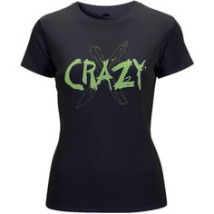 Crazy X Green Fitted Tee ($25) ❤ liked on Polyvore featuring tops, t-shirts, fitted tops, green tee, green top, fitted t shirts and green t shirt