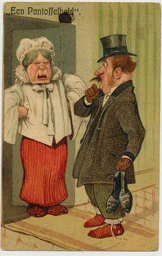 pc pantoffelheld  1906 | par janwillemsen