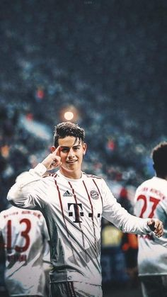 james rodriguez bayern wallpaper