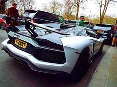 yianni's aventador  #yianni #dmc #Lamborghini #aventador #custom #nec #London #supercar #hypercar #carspot #carspotting #rare #rolex #casio #fashion#Kardashian #dorchester#supercarsoflondon@seenthroughglass @supercarsoflondon by northeast_cars