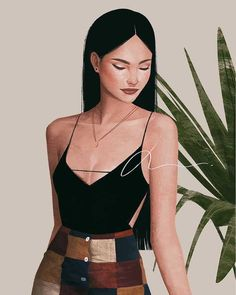 Trendy Ideas For Drawing Nature Girl Fashion Illustrations Fashion Sketches, Art Sketches, Fashion Illustrations, Drawing Fashion, Fashion Painting, Fashion Art, Girl Fashion, Trendy Fashion, Style Fashion