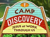 The Logo for Camp Discovery VBS 2015. Just released