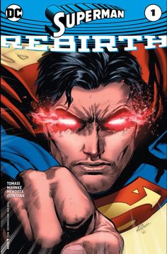 Superman Vol. Son of Superman by Peter J. Tomasi, Patrick Gleason, Doug Mahnke and Jorge Jimenez. Dc Rebirth, Dc Universe Rebirth, Comic Book Covers, Comic Books, Comic Superman, Superman News, Batman Vs, Superman Family, Truth And Justice