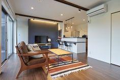 のびのびと暮らす西海岸な平屋| 平屋 |千葉の注文住宅なら スタジオ・チッタ