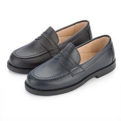 9addb30f69a Pues no puede faltar el Zapato Colegial Escolares Niño Mocasines.