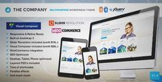 Download and review of The Company - Responsive Multi-Purpose Theme, one of the best Themeforest Corporative themes {Download & review at|Review and download at} {|-> }http://best-wordpress-theme.net/the-company-responsive-multi-purpose-download-review/