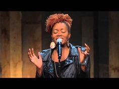 Amena Brown Owen Be Strong & Courageous Spoken Word HD Spoken Word Poetry, Be Strong And Courageous, Creative Writing, Christian, Words, Brown, Music, Youtube, Origins