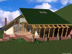 Casa IB 32 Proiecte de casa cu mansarda Bucuresti
