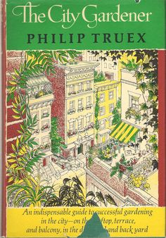 Vintage 1974 The City Gardener by Philip by FairbanksAntiques