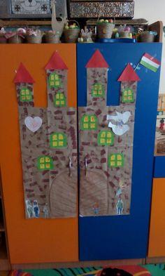 Classroom Themes, Castles, School Stuff, Arts And Crafts, Bird, Education, Halloween, Holiday Decor, Knight