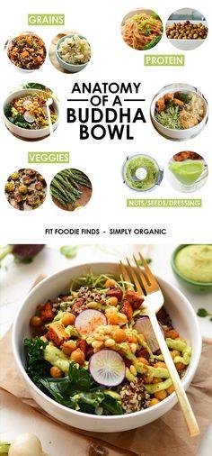 ¿Has oído hablar de los buddha bowls ? Se trata de la alternativa muy sana y muy sencilla a un plato combinado. Es un bowl muy completo en ...