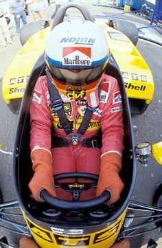 Manfred Winkelhock, ATS-BMW D6, 1983 British Grand Prix, Silverstone