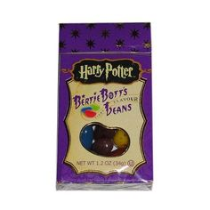 Harry Potter Bertie Botts Every Flavour Jelly Beans : 24ct |... (€2,32) ❤ liked on Polyvore featuring harry potter