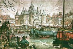 Anton Pieck - a gallery on Flickr