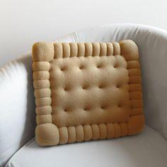 Подушка - печенье. Мммням!