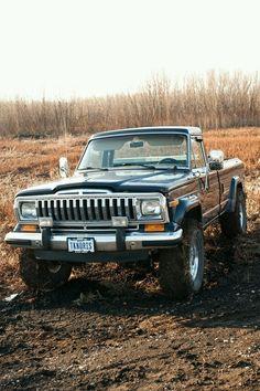 Jeep J10 Pickup