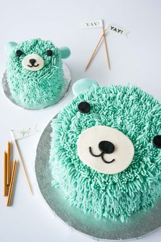 Kids Birthday Cakes Gallery Stay At Home Mum Food - Cute easy birthday cakes