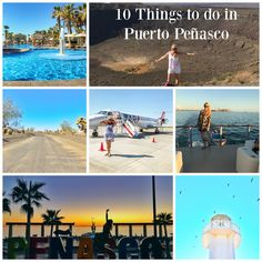 10 Things to do in Puerto Peñasco Mexico #PuertoPenasco #Mexico #FamilyTravel