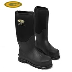 Grubs Workline 5.0 S5  Safety Boots in Black are the ultimate outdoor safety boots.