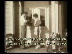 TESTIGOS DE JEHOVÁ (SU HISTORIA VERGONZOSA)