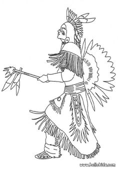 Coloring Pages for Adults Only Native American Coloring Pages