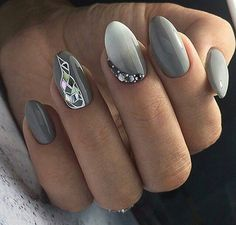 # Top 150 Rhinestones nail and Swarovski nail crystals 2018 - Glam Nails, Beauty Nails, Cute Nails, Pretty Nails, Beautiful Nail Designs, Cool Nail Designs, Acrylic Nail Designs, Acrylic Nails, Swarovski Nail Crystals