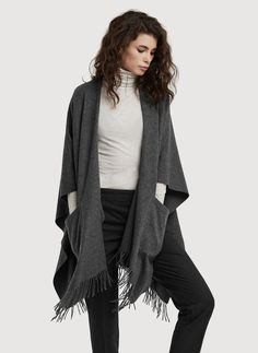 Shop for the Cashmere Wearable Blanket at Kit and Ace. Kit and Ace provides technical clothing for men and women.
