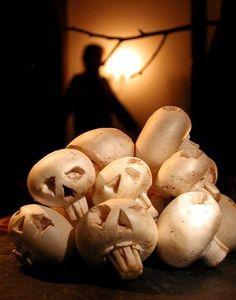 Creepy Food Ideas For Your Halloween  Table