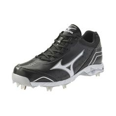 SALE - Mens Mizuno Classic 7 Baseball Cleats Black - Was $99.99. BUY Now - ONLY $89.99