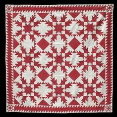 Piecing the Past Quilts: Saturday at the Quilt Museum - Feathered Stars