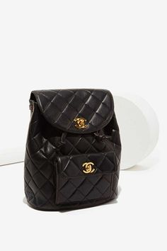 Accessories   Shop Women s Fashion Accessories. Vintage Chanel Quilted  Leather ... ba5b30a884